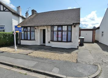 Thumbnail 3 bed detached bungalow for sale in The Crescent, Toton, Beeston, Nottingham