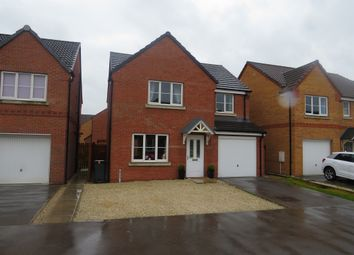 Thumbnail 3 bedroom detached house for sale in Mulberry Close, Selby