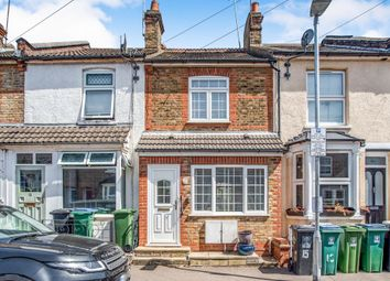 Thumbnail 3 bed terraced house for sale in Cannon Road, Watford