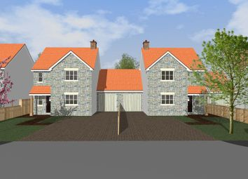 Thumbnail 3 bed detached house for sale in Park Hayes, Leigh Upon Mendip, Radstock