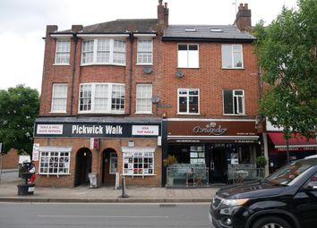 Thumbnail 3 bed flat to rent in Uxbridge Road, Pinner