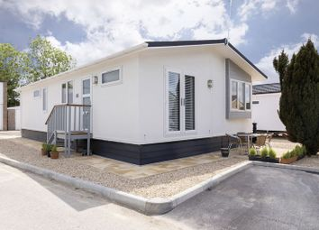 Thumbnail 2 bed property to rent in Carterton Mobile Home Park, Carterton