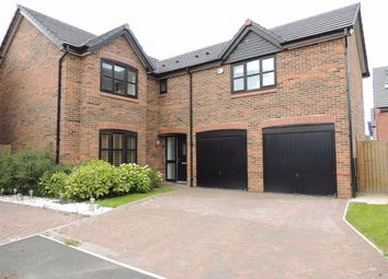 Thumbnail 5 bed detached house for sale in Blackthorn Road, Hazel Grove, Stockport
