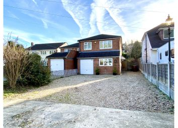 4 bed detached house for sale in Princes Avenue, Walderslade, Chatham ME5