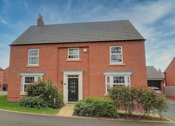 Thumbnail 5 bed detached house for sale in Hilary Bevins Close, Higham On The Hill, Nuneaton