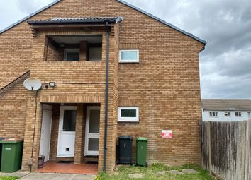Thumbnail 1 bed flat to rent in Helford Gardens, West End, Southampton