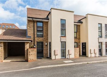 Thumbnail 3 bedroom end terrace house for sale in Burlton Road, Cambridge