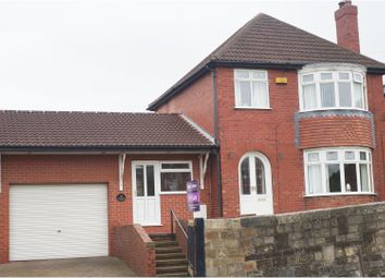 Thumbnail 3 bedroom detached house for sale in Doncaster Road, Mexborough