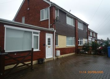 Thumbnail 3 bed semi-detached house to rent in High Street, Wheaton Aston, Stafford