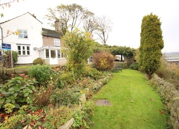 Thumbnail 3 bed detached house for sale in Simmondley, Glossop