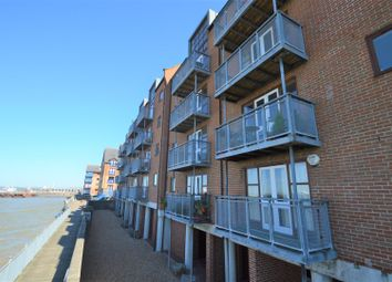 Thumbnail 3 bedroom flat for sale in West Street, Gravesend