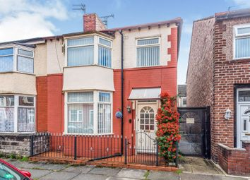 3 bed end terrace house for sale in Boxdale Road, Mossley Hill, Liverpool L18