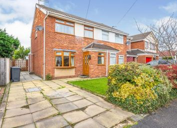 Thumbnail 3 bed semi-detached house for sale in Hill View, Widnes, Cheshire
