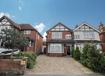 Thumbnail 4 bed semi-detached house for sale in Lumsden Avenue, Shirley, Southampton