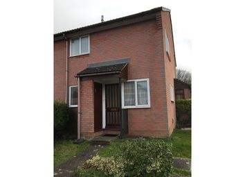 Thumbnail 1 bed end terrace house to rent in The Oaks, Southampton