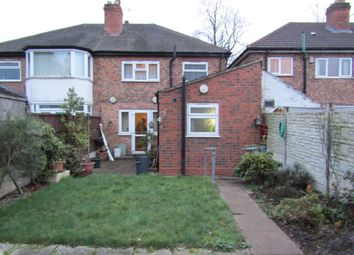 Thumbnail 3 bed property to rent in Marsh Hill, Birmingham, West Midlands