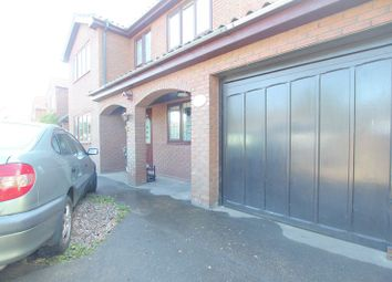 Thumbnail 4 bed detached house to rent in Scawby Road, Scawby Brook, Brigg