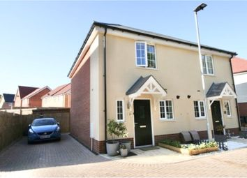 Starling Close, Halstead CO9. 2 bed semi-detached house