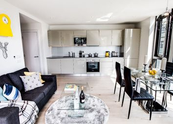 Thumbnail 2 bed flat to rent in One The Elephant, London