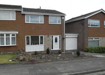 Thumbnail 3 bedroom semi-detached house to rent in Rosewood Court, Marton-In-Cleveland, Middlesbrough