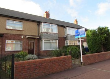 Thumbnail 2 bed flat for sale in Regent Road, Gosforth, Newcastle Upon Tyne