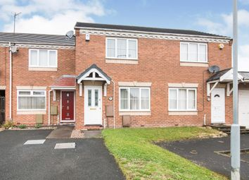 Thumbnail 2 bed terraced house for sale in Mytton Grove, Tipton