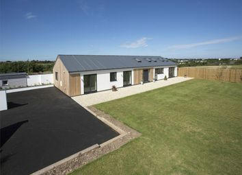 Thumbnail 4 bed detached house for sale in Hillcrest Barn, Water Lane, St Agnes, Cornwall