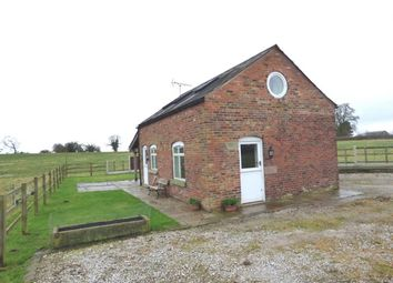 Thumbnail 1 bed cottage to rent in Acre Hill, Pexall Road, North Rode