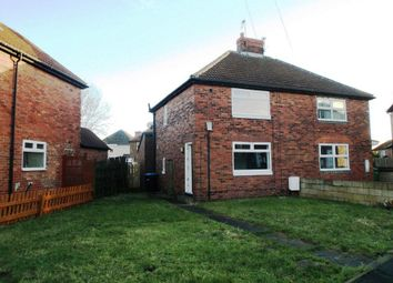Thumbnail 2 bed semi-detached house for sale in Hopper Terrace, Shotton Colliery, Durham