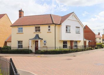 Thumbnail 3 bed semi-detached house for sale in Almond Road, Dunmow, Essex