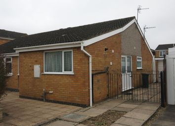 Thumbnail 2 bed bungalow to rent in Kipling Grove, Leicester