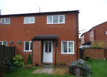 Thumbnail 1 bedroom flat to rent in Walton Way, Shaw, Newbury