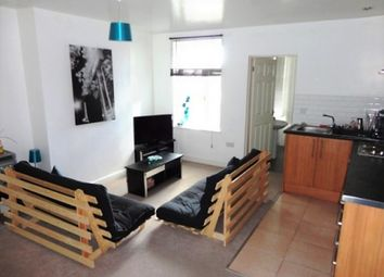 Thumbnail 2 bed flat to rent in Brighton Street, Penkhull, Stoke-On-Trent