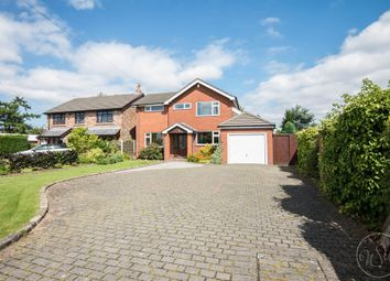 Thumbnail 5 bed detached house to rent in Wigan Road, Westhead, Ormskirk