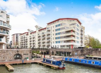 Thumbnail 3 bed flat for sale in The Crescent, Hannover Quay, Bristol