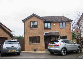 Thumbnail 4 bed detached house for sale in Mounton Drive, Chepstow