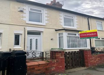 Thumbnail 3 bed terraced house to rent in Victoria Road, Ellesmere Port