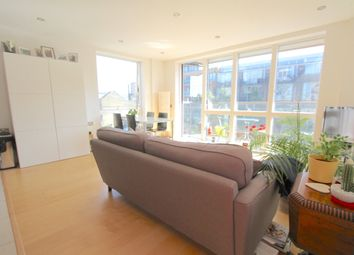 Thumbnail 2 bed flat to rent in De Beauvoir Wharf, Hertford Road, Islington