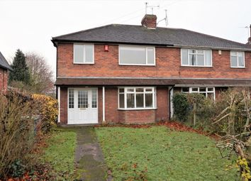 Thumbnail 3 bed semi-detached house to rent in Eccleshall Road, Stafford
