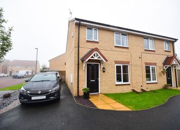 Thumbnail 3 bed semi-detached house for sale in Rosthwaite Drive, Skelton-In-Cleveland, Saltburn-By-The-Sea