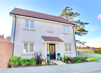 Thumbnail 4 bed detached house for sale in Terlings Avenue, Gilston, Harlow