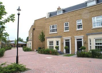 Thumbnail 4 bed mews house for sale in Lendy Place, Sunbury-On-Thames, Surrey