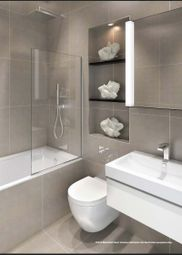 Thumbnail 2 bed flat for sale in Glebe Road, Peterborough