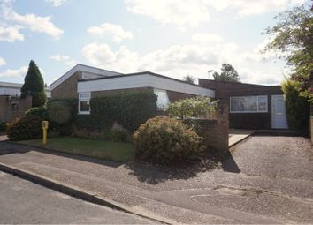 Thumbnail 4 bed bungalow for sale in Brett Way, King's Lynn