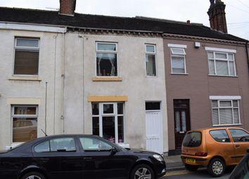 Thumbnail 3 bed terraced house for sale in Elgin Street, Shelton, Stoke On Trent