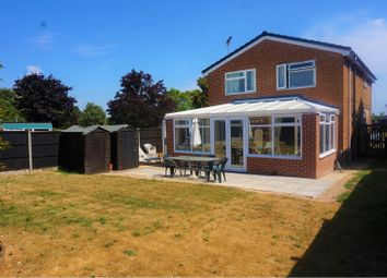 Thumbnail 4 bedroom detached house for sale in Rough Heanor Road, Derby