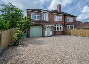 Thumbnail 4 bed semi-detached house for sale in Hansom Road, Hinckley