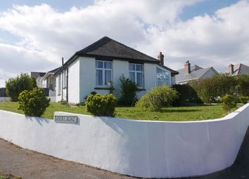 Agar Road, Newquay TR7. 3 bed detached bungalow for sale