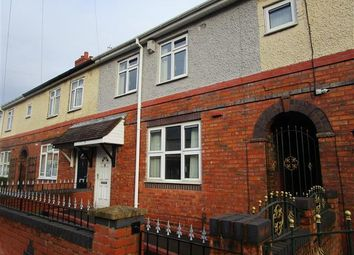 Thumbnail 3 bed terraced house to rent in Newbolt Road, Bilston