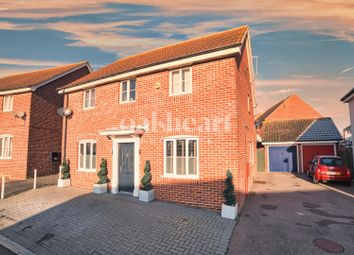 4 bed detached house for sale in Gravel Hill Way, Dovercourt, Harwich CO12